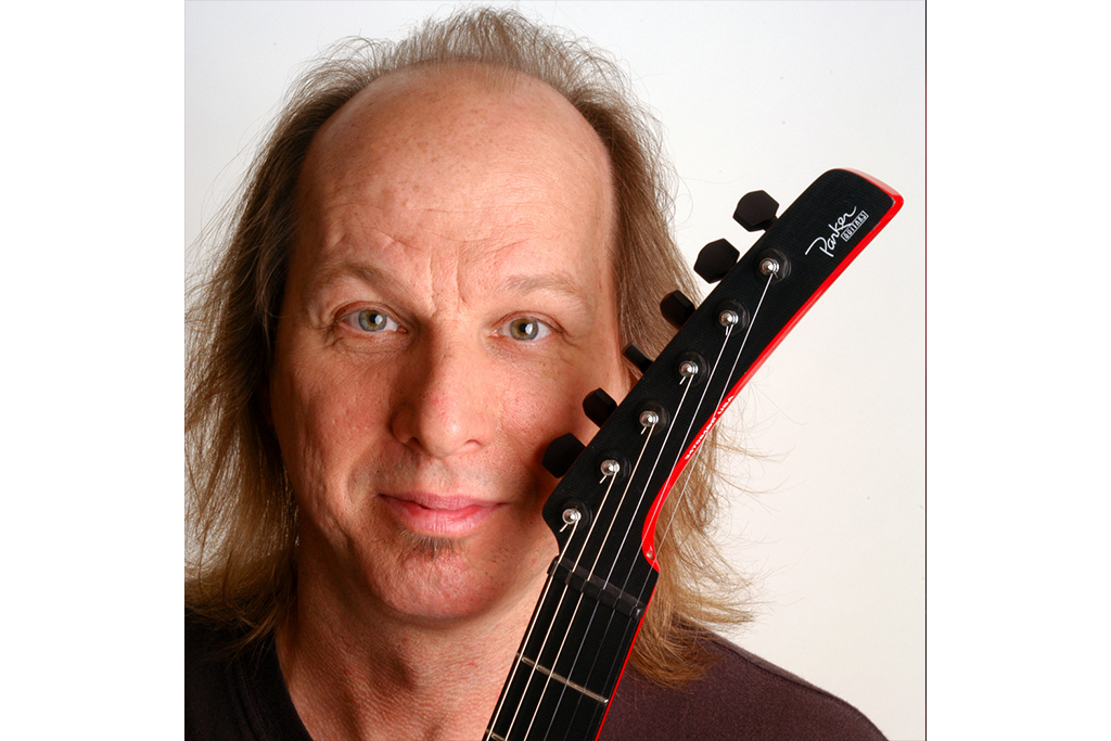 Adrian Belew at the Marcus Center in Milwaukee