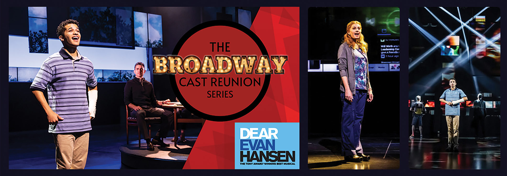 The Broadway Cast Reunion Series Dear Evan Hansen