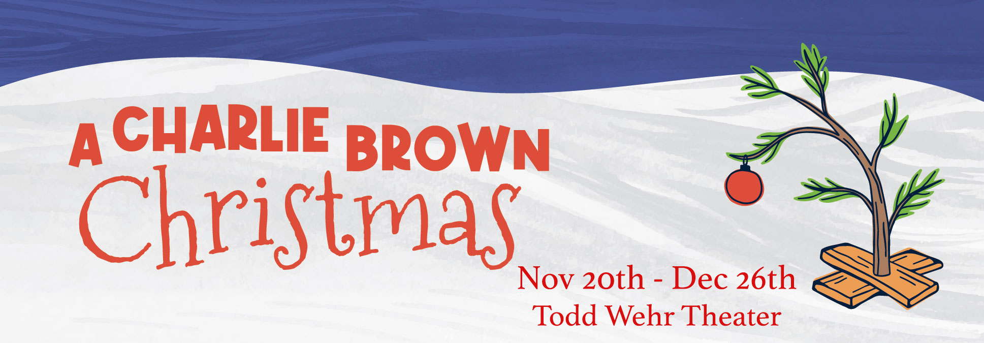 Charlie Brown Christmas at the Marcus Performing Arts Center in Milwaukee