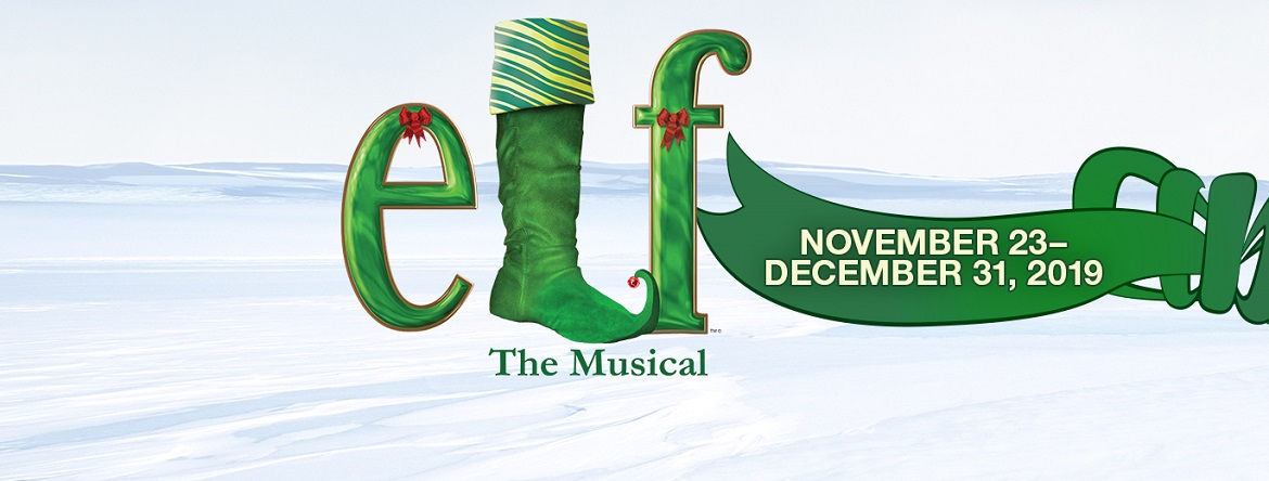 ELF – THE MUSICAL Marcus Center Milwaukee First Stage