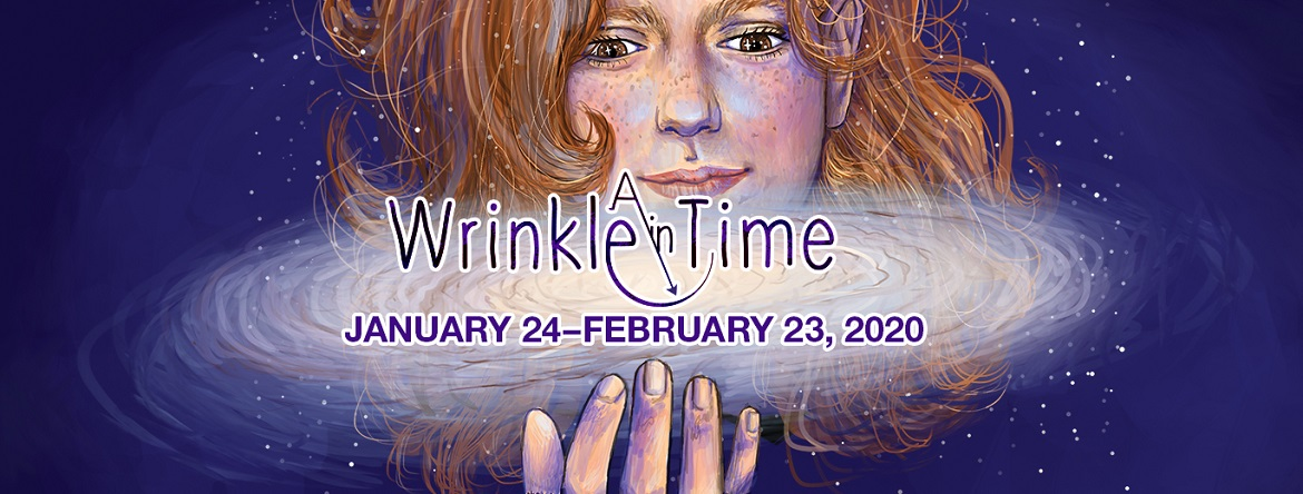 A Wrinke In Time First Stage at the Marcus Center