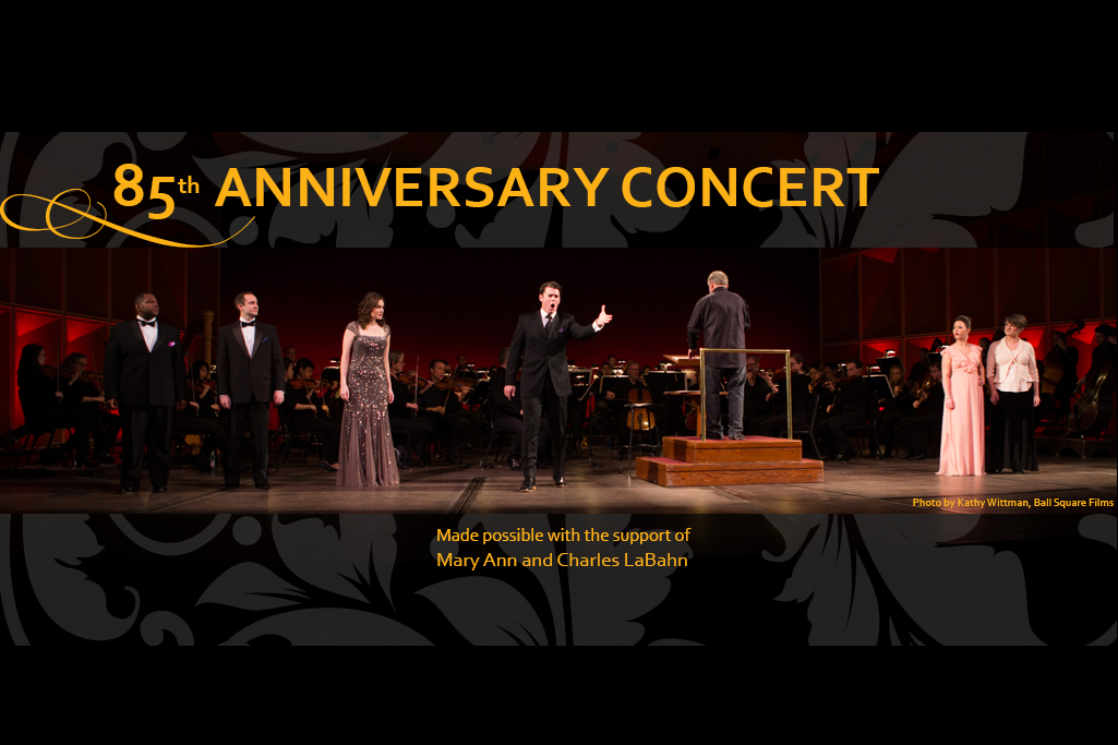 Florentine Opera at the Marcus Center in Milwaukee