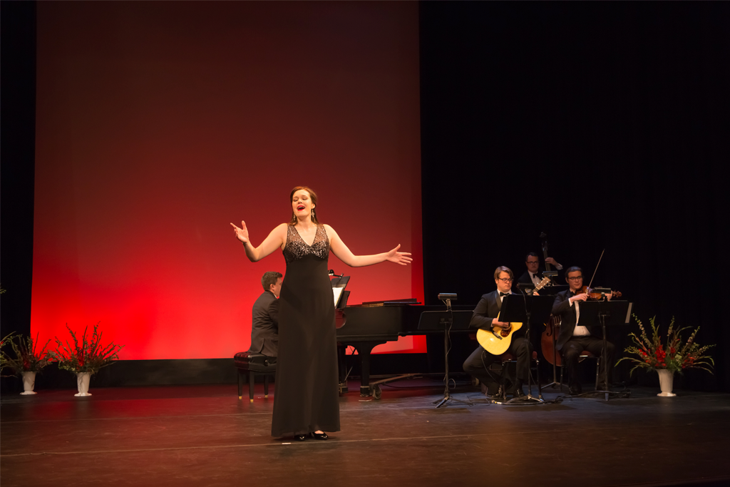 Florentine Opera Showcase at the Marcus Center in Milwaukee