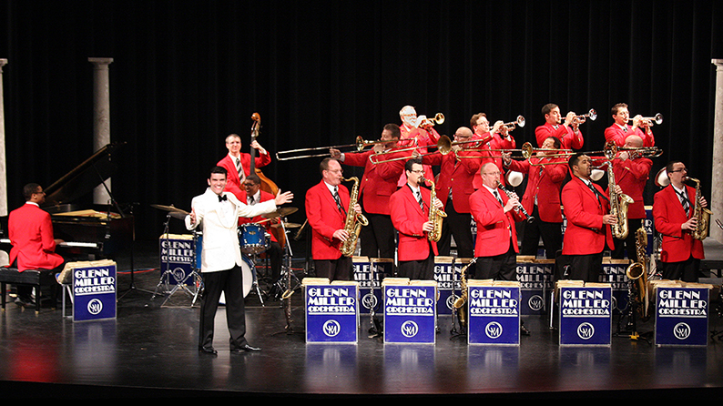 Glenn Miller at the Marcus Center in Milwaukee