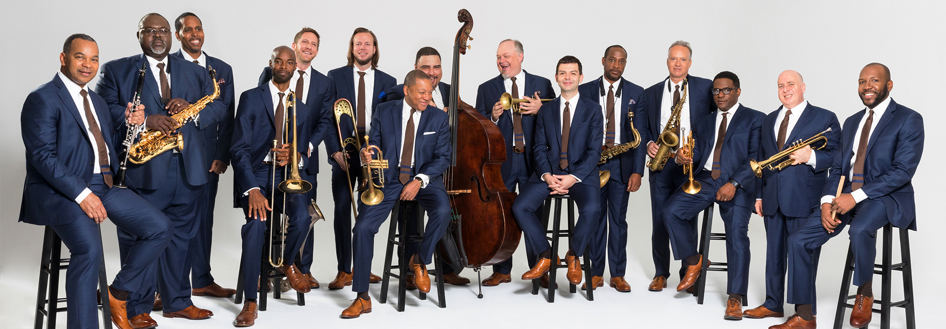 Jazz Lincoln at Center with the Orchestra Wynton Marsalis Big Band Holidays at the Marcus Center in Milwaukee