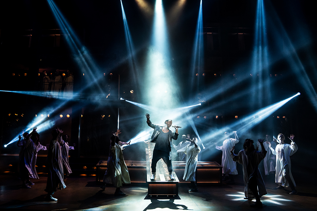 Jesus Christ Superstar at the Marcus Center in Milwaukee