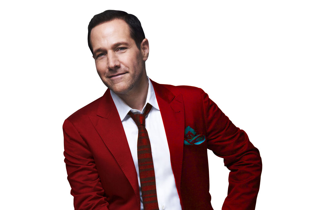 Jim Brickman at the Marcus Center in Milwaukee