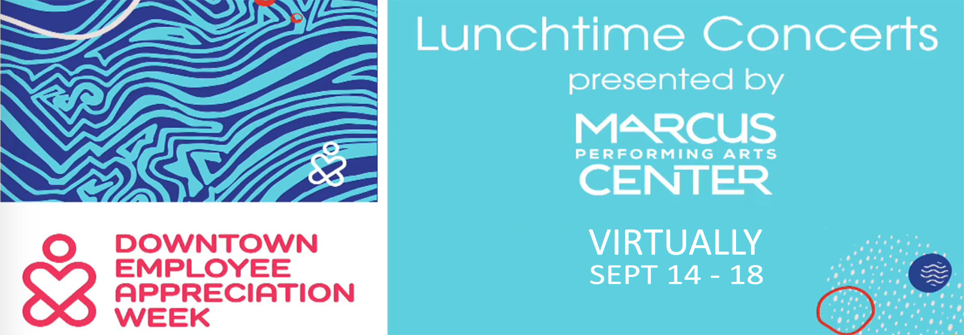Downtown Employee Appreciation Week Lunch Concerts - 2020