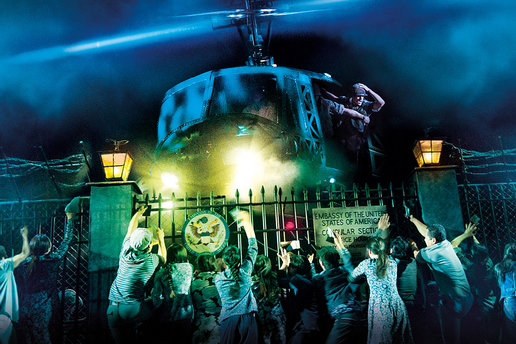 Miss Saigon in Milwaukee at the Marcus Center