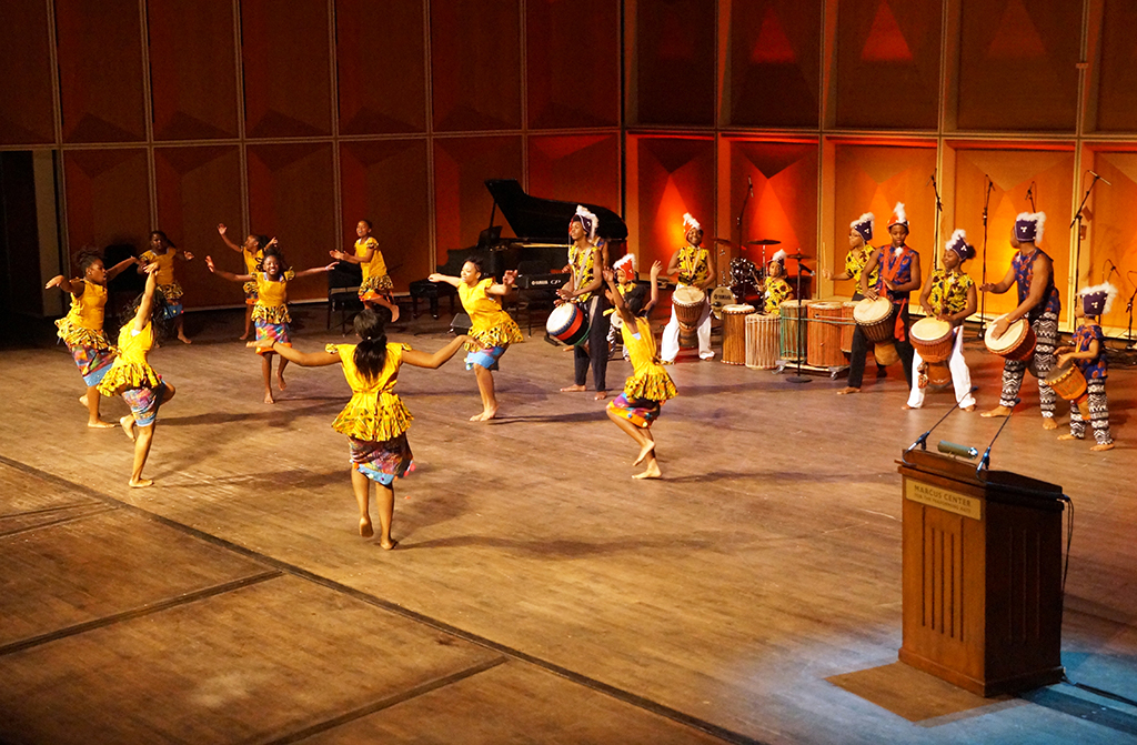 Annual Martin Luther King Birthday Celebration at the Marcus Center in Milwaukee