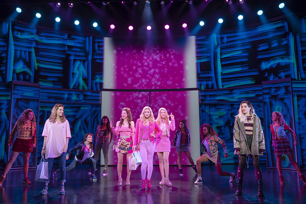 Mean Girls Broadway at the Marcus Center in Milwaukee