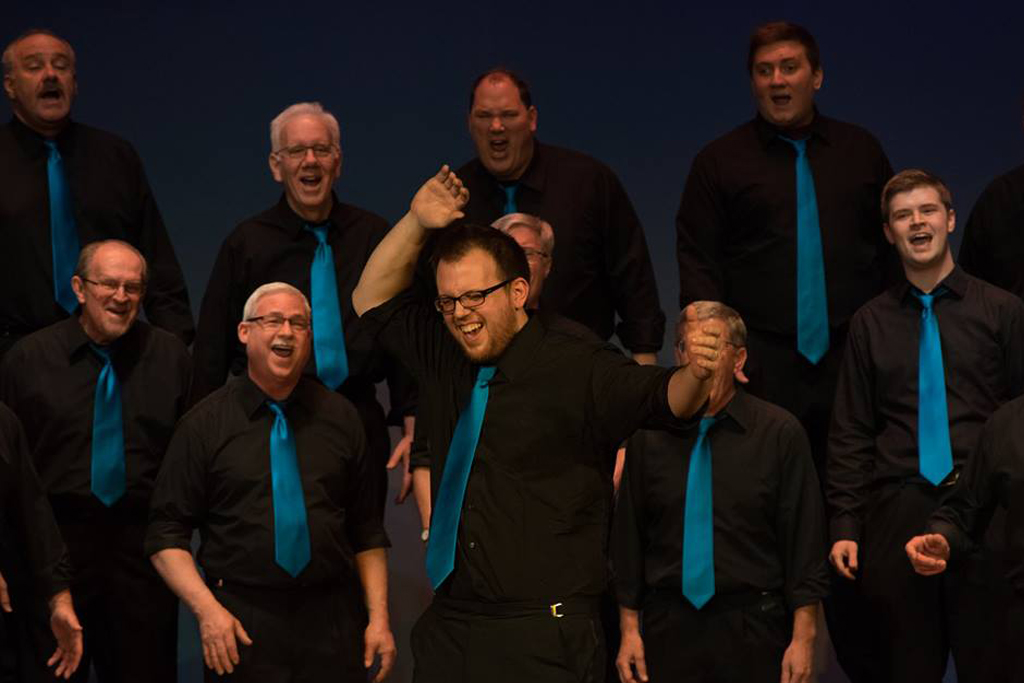 Midwest Vocal Express at the Marcus Center in Milwaukee
