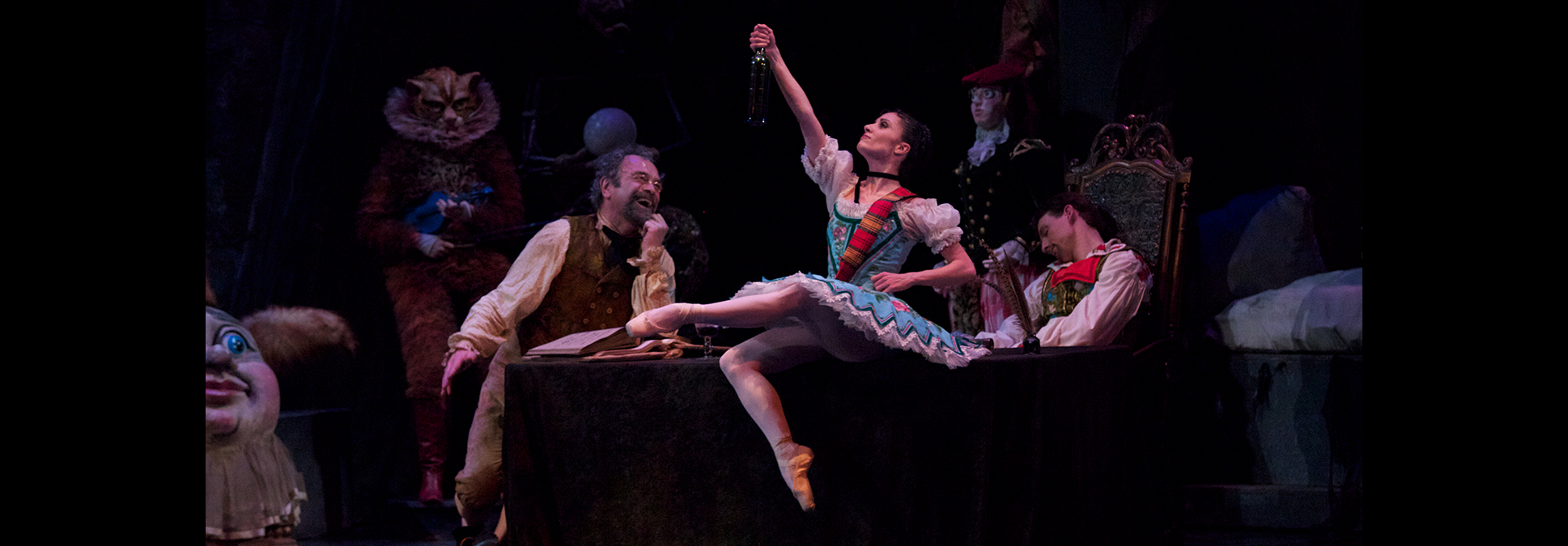 Milwaukee Ballet Coppelia at the Marcus Center