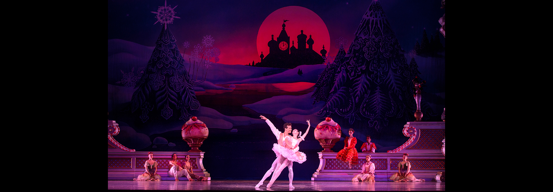 Milwaukee Ballet Nutcracker at the Marcus Center