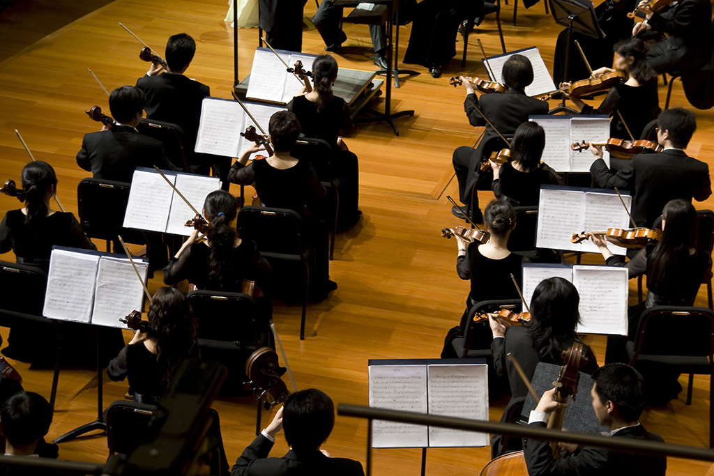 Milwaukee Youth Symphony Marcus Center