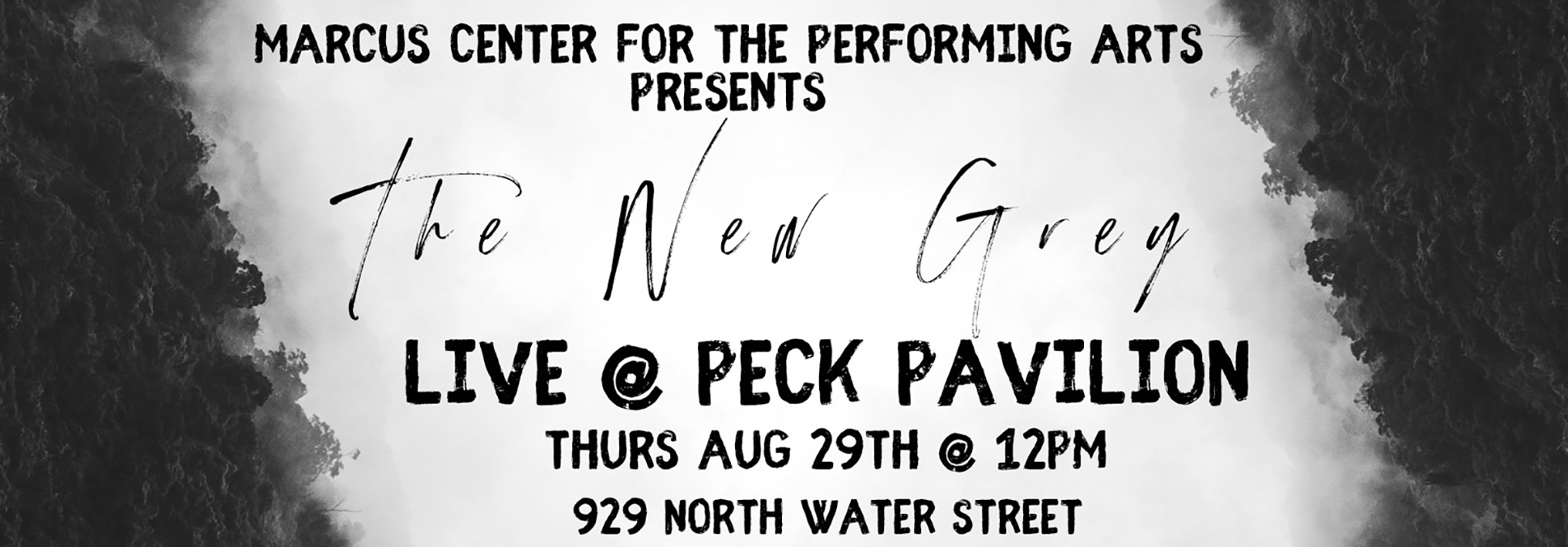 New Grey Live Peck Free Summer Thursday Lunch Series