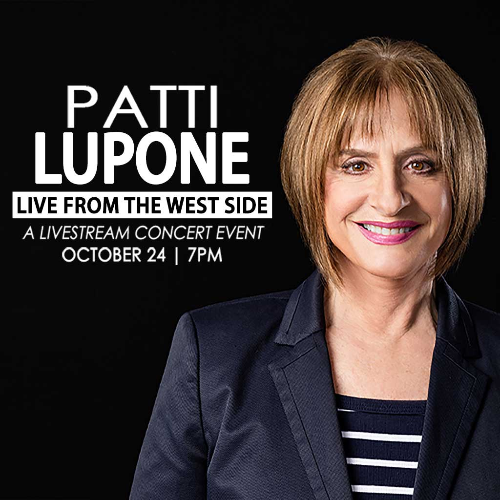 Patti LuPone Women of Broadway Marcus Center