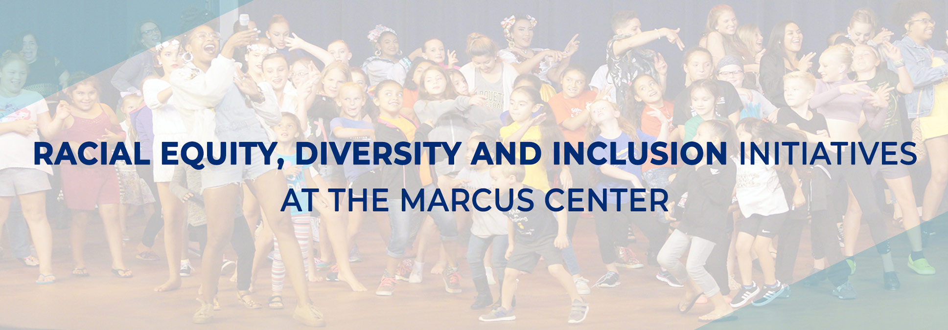 REDI Racial Equality Diversity and Inclusion at the Marcus Center