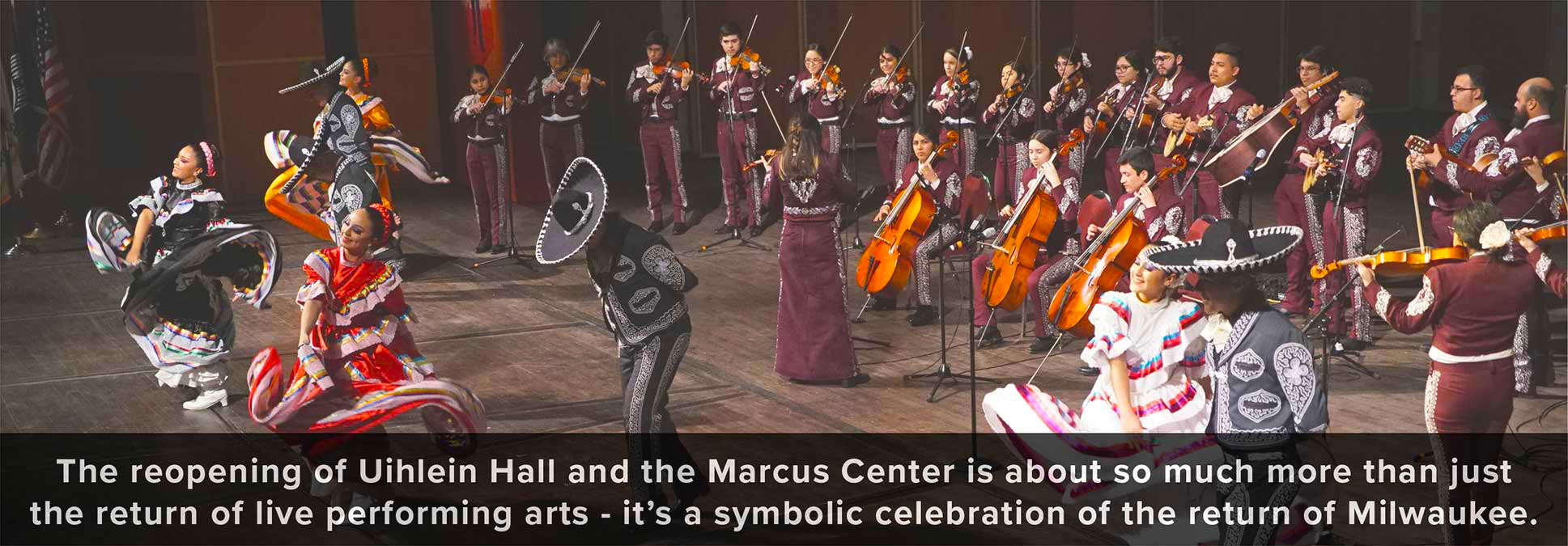 Raise the Curtain at the Marcus Center in Milwaukee Fundraiser
