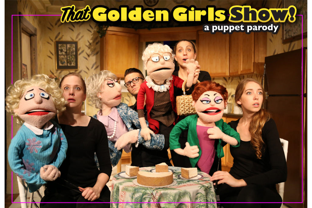 That Golden Girls in Milwaukee at the Marcus Center