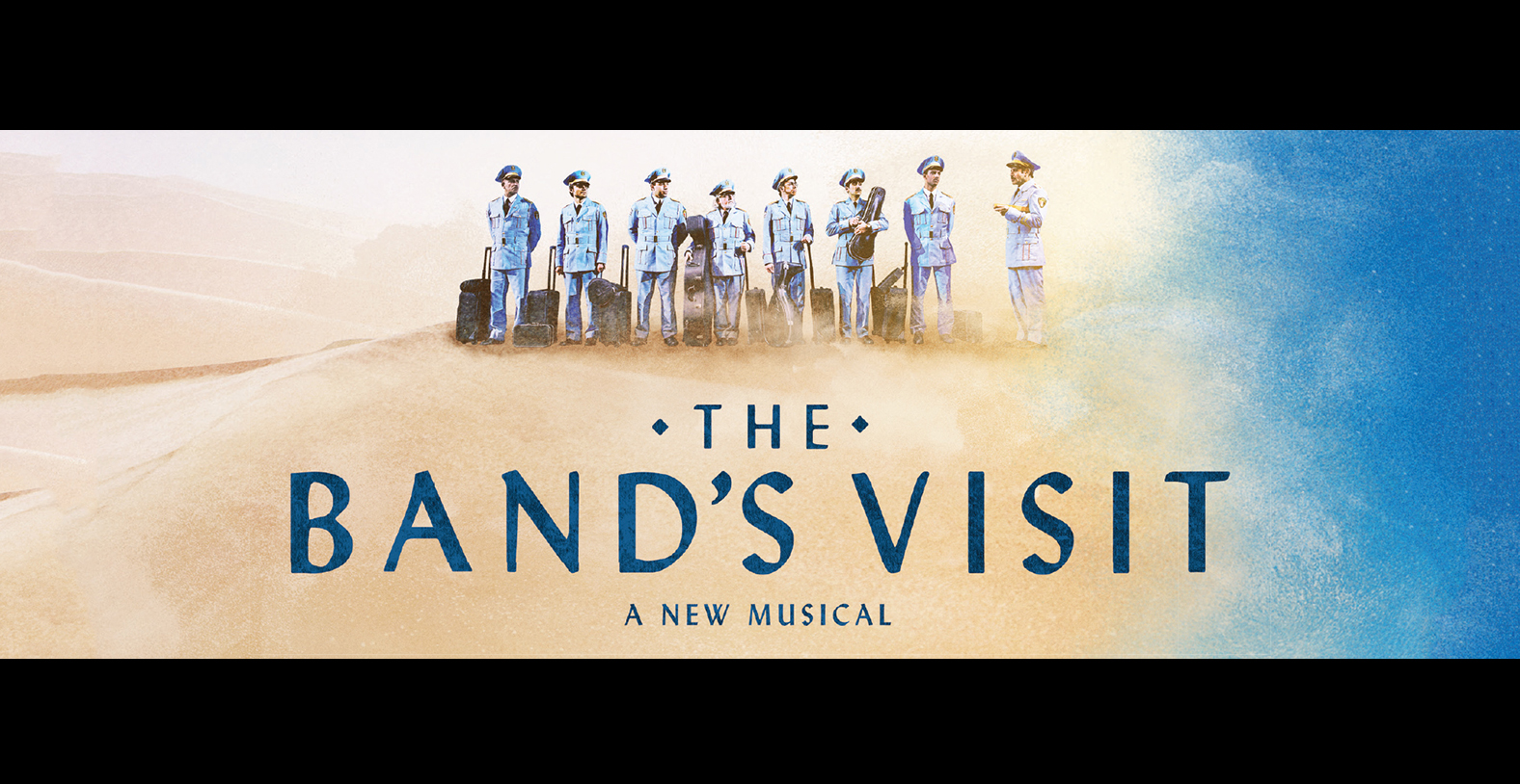 The Band's Visit Broadway at the Marcus Center in Milwaukee