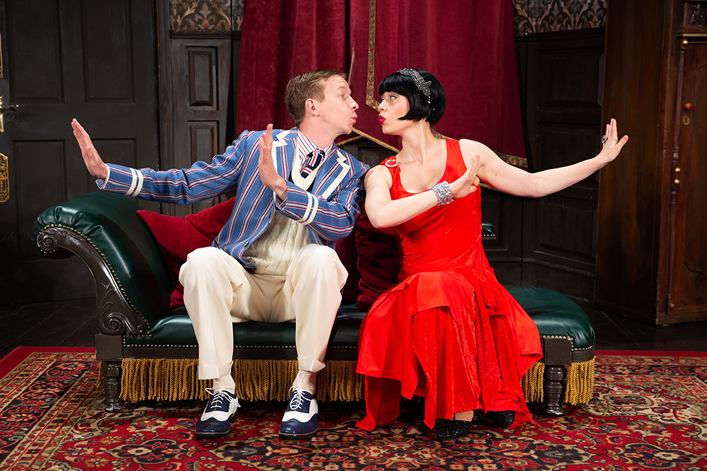 The Play That Goes Wrong National Tour in Milwaukee at the Marcus Center
