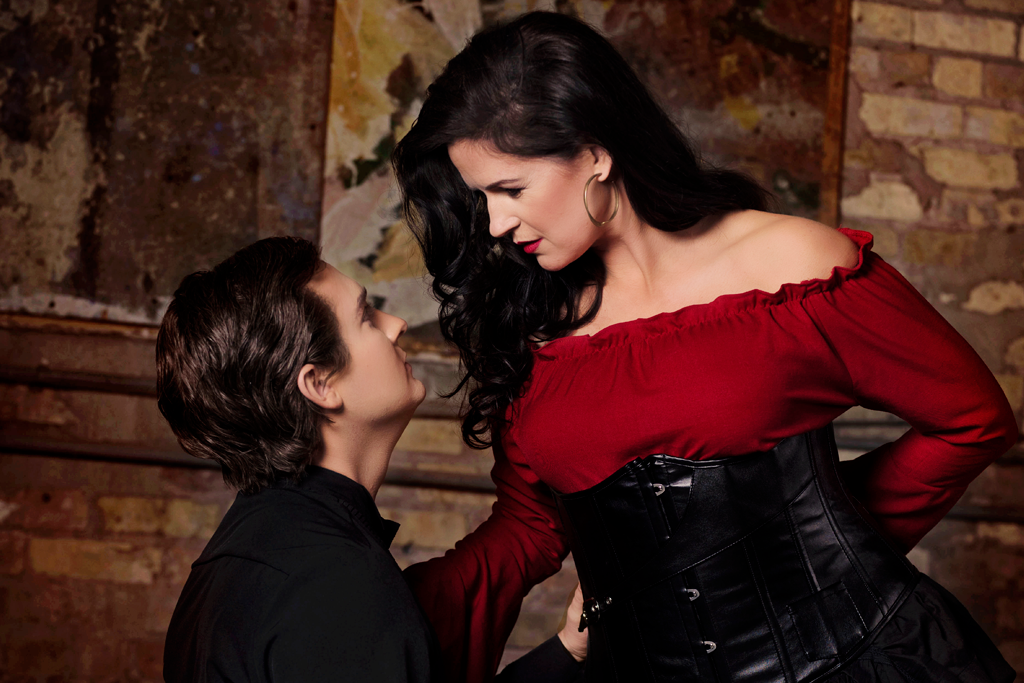 Florentine Opera The Tragedy of Carmen at the Marcus Center in Milwaukee