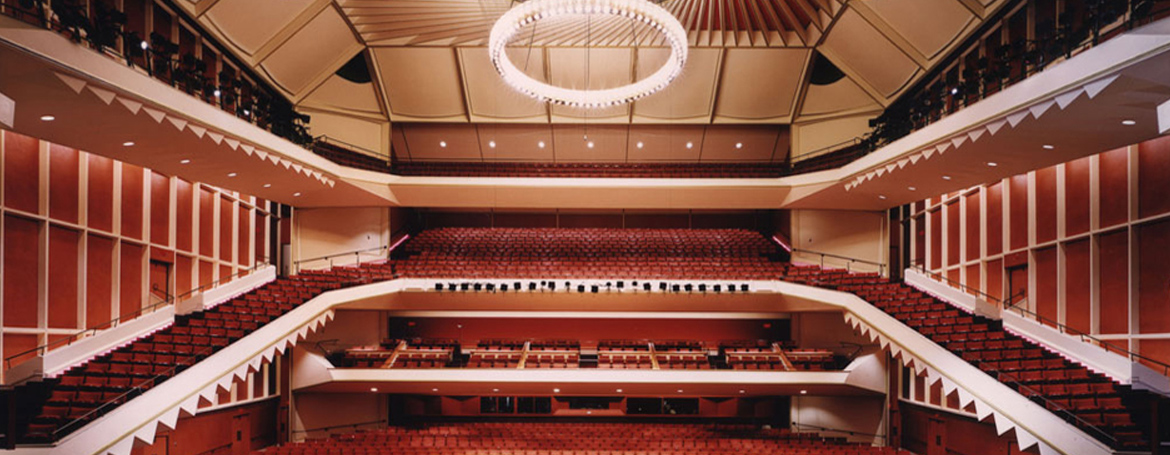 Uihlein Hall Marcus Center For The Performing Arts Milwaukee Wi