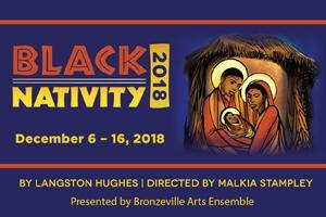 Black Nativity at the Marcus Center in Milwaukee 2018