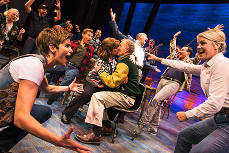 Broadway Come From Away Milwaukee Marcus Center 2 459