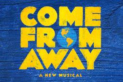 Broadway Come From Away Milwaukee Marcus Center 252