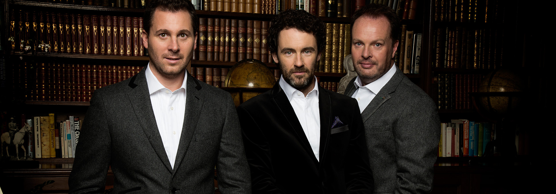 Celtic Tenors at the Marcus Center Milwaukee