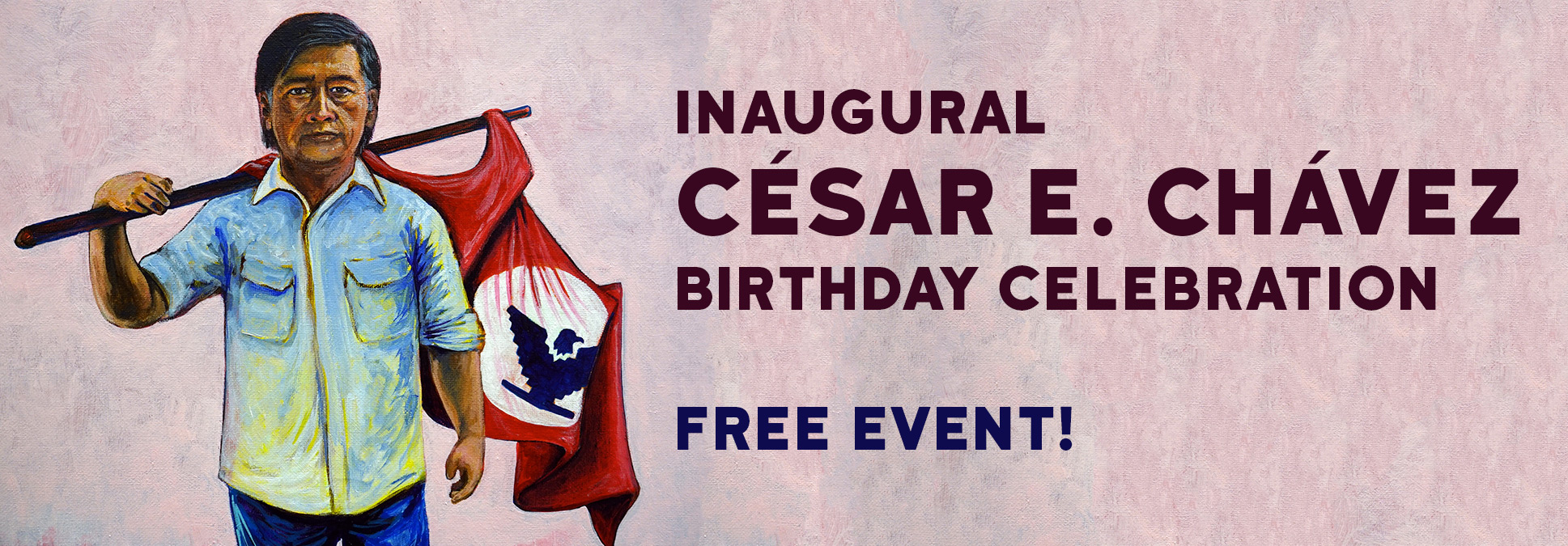 Cesar E Chavez Birthday Celebration at the Marcus Center in Milwaukee