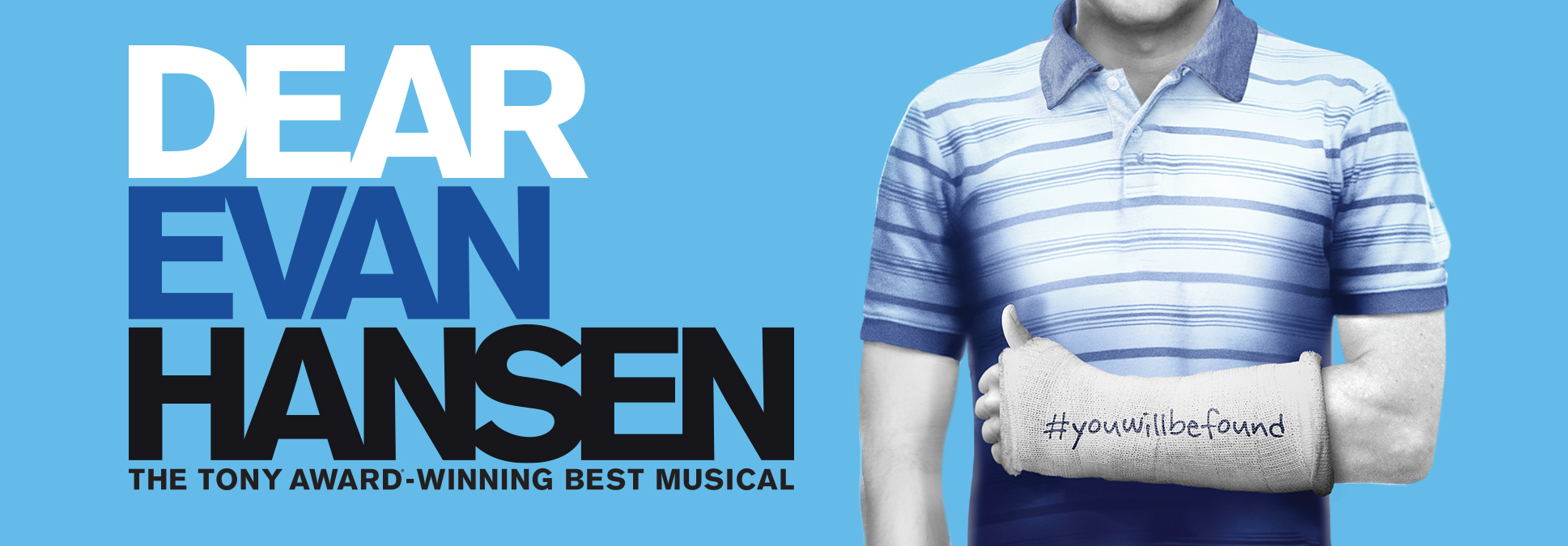 Dear Evan Hansen in Milwaukee at the Marcus Center