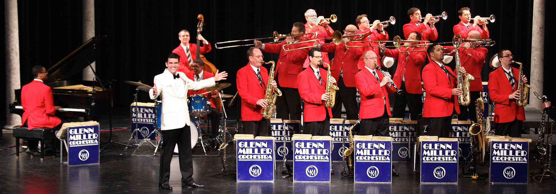 The Glen Miller Orchestra at the Marcus Center in Milwaukee