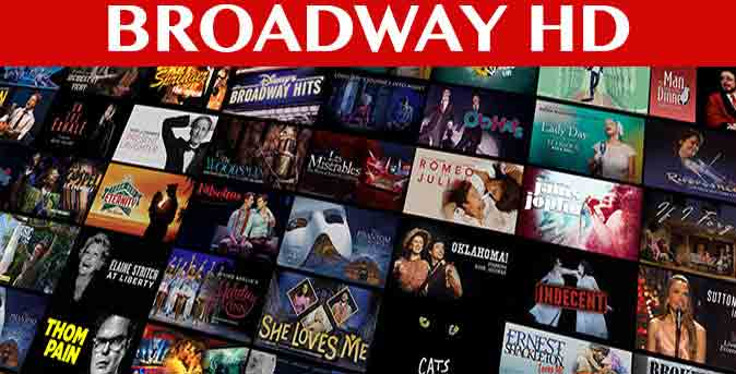 Give the gift of Broadway HD