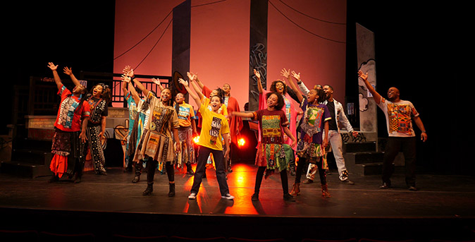 Black Arts MKE at the Marcus Center in Milwaukee