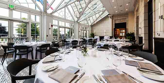 DINING PARTNERS OF THE MARCUS CENTER IN MILWAUKEE