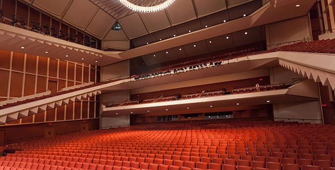 Marcus Center for the Performing Arts | Home to Broadway