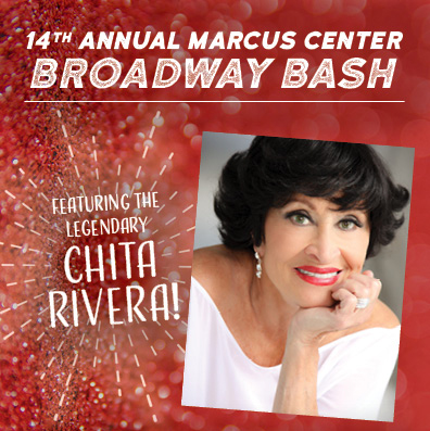 Marcus Center Broadway Bash