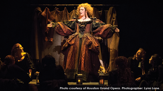Prince of Players Florentine Opera Marcus Center in Milwaukee