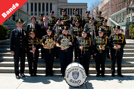 Live at Peck: Milwaukee Police Band