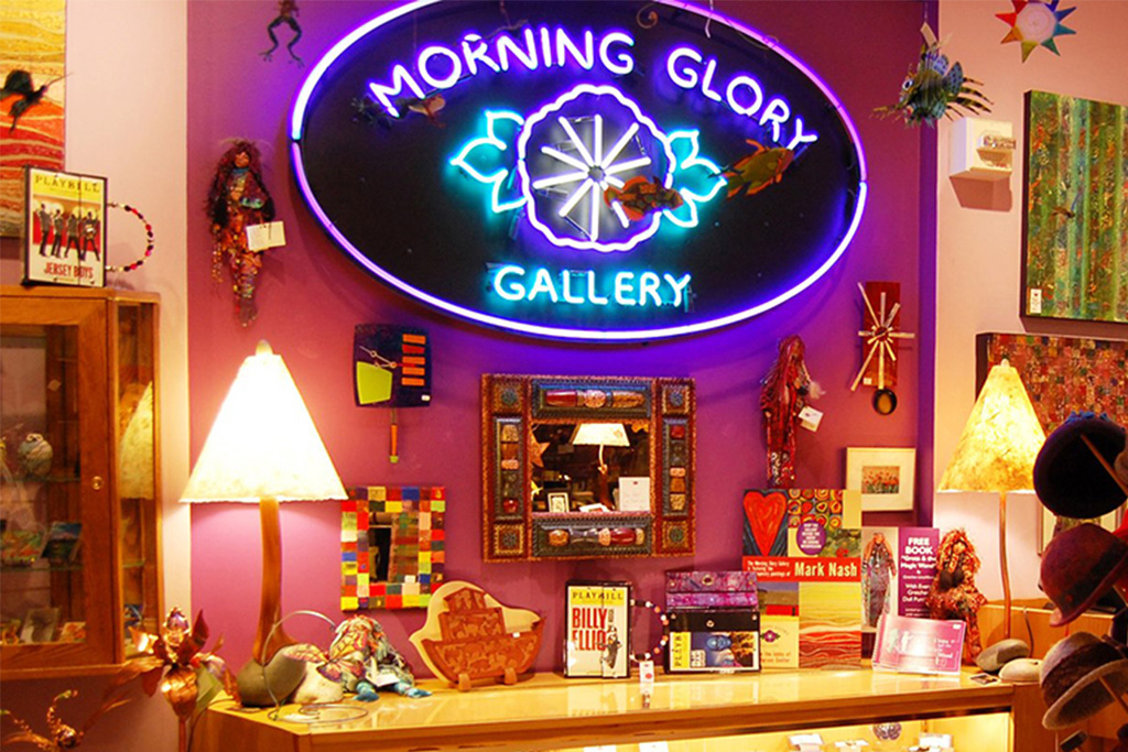 Morning Glory Gallery at the Marcus Center in Milwaukee
