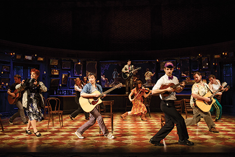 Broadway at the Marcus Center presents Once