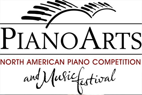 PianoArts - North American Piano Competition in Marcus Center's Vogel Hall