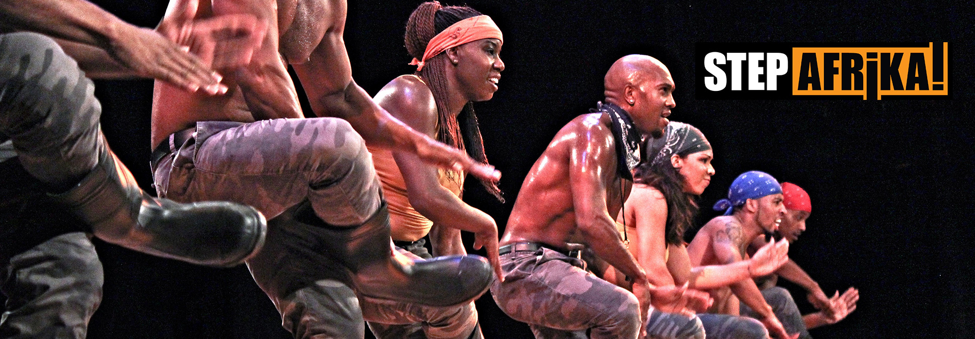 Step Afrika at the Marcus Center in Milwaukee