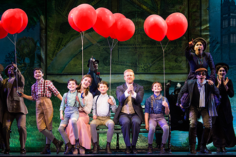 The Cast Of The National Tour Of Finding Neverland Credit Jeremy Daniel0406b