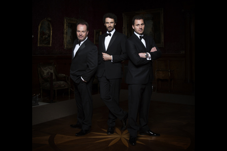 The Celtic Tenors at the Marcus Center in Milwaukee