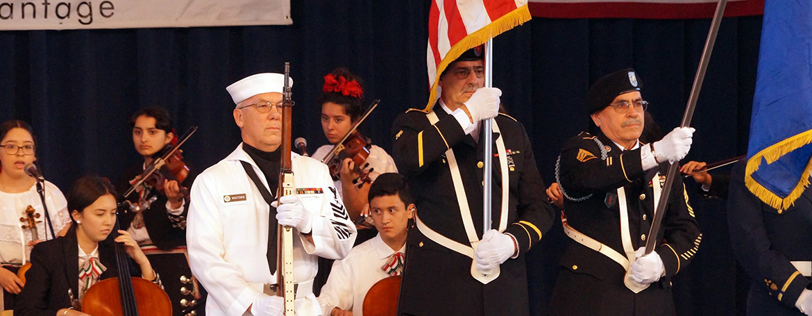 Veterans Community Engagement | Marcus Center for the Performing