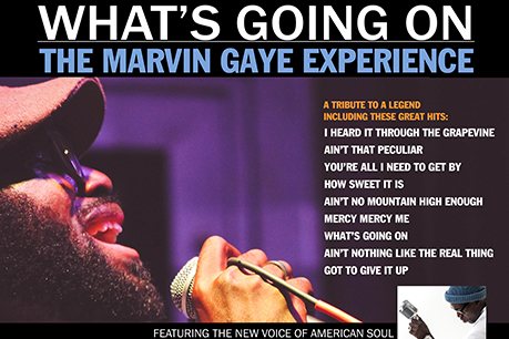 Whats Going On: The Marvin Gaye Experience
